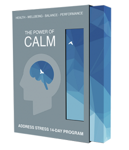 POWER OF CALM 14-DAY PROGRAM (Special 50% discount)