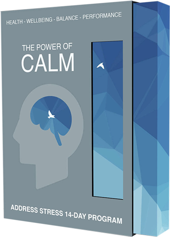 Power of Calm for Health Corporates- Program to reduce stress